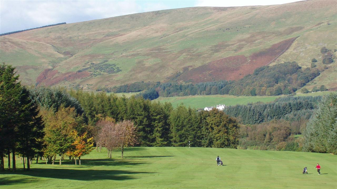 Muckhart Golf Course
